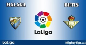Malaga vs Betis Prediction and Betting Tips