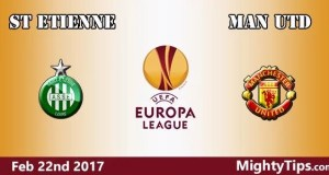 St Etienne vs Manchester United Prediction and Betting Tips