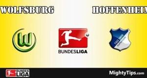 Wolfsburg vs Hoffenheim Prediction and Betting Tips