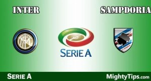 Inter vs Sampdoria Prediction and Betting Tips