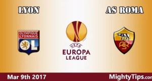 Lyon vs Roma Prediction and Betting Tips
