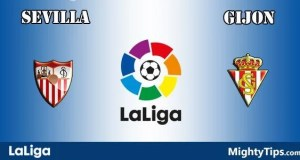 Sevilla vs Gijon Prediction and Betting Tips