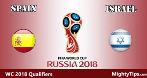 Spain vs Israel Prediction and Betting Tips