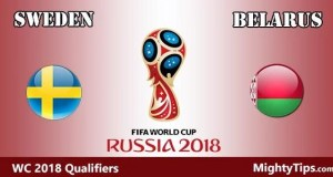 Sweden vs Belarus Prediction and Betting Tips