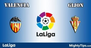 Valencia vs Gijon Prediction and Betting Tips