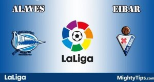 Alaves vs Eibar Prediction and Betting Tips