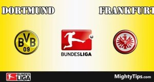Dortmund vs Frankfurt Prediction and Betting Tips