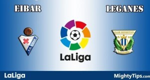 Eibar vs Leganes Prediction and Betting Tips