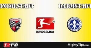 Ingolstadt vs Darmstadt Prediction and Betting Tips
