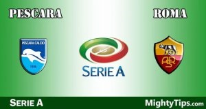 Pescara vs Roma Prediction and Betting Tips