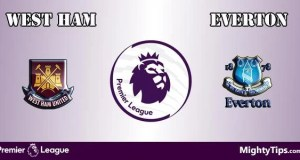 West Ham vs Everton Prediction and Betting Tips