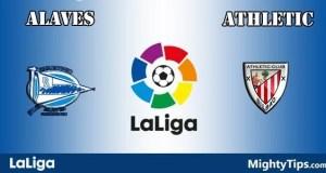 Alaves vs Athletic Bilbao Prediction and Betting Tips