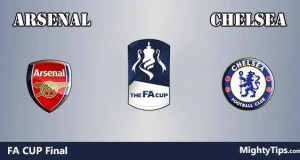 Arsenal vs Chelsea Prediction and Betting Tips FA Cup Final