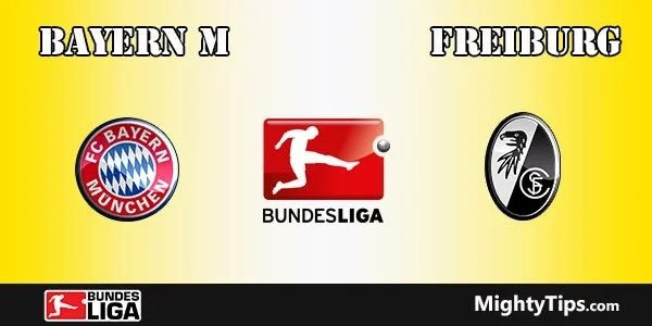 Bayern vs Freiburg Prediction and Betting Tips