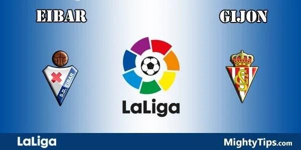 Eibar vs Gijon Prediction and Betting Tips