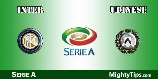 Inter vs Udinese Prediction and Betting Tips
