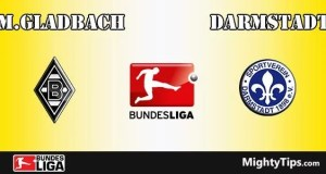 Monchengladbach vs Darmstadt Prediction and Betting Tips