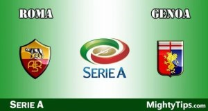 Roma vs Genoa Prediction and Betting Tips