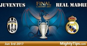 Juventus vs Real Madrid Prediction and Betting Tips