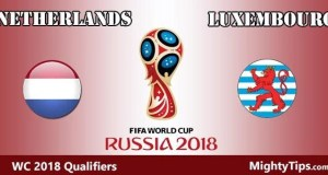Netherlands vs Luxembourg Prediction and Betting Tips