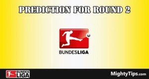 Bundesliga Predictions and Preview Round 2