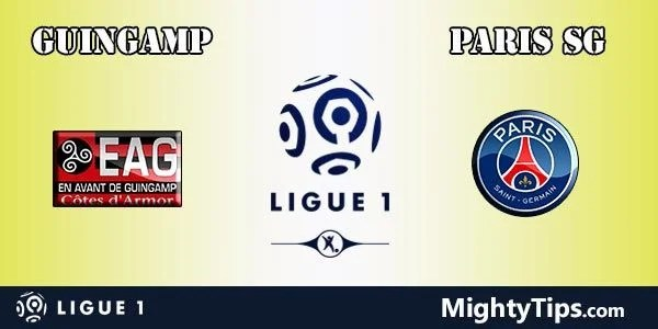 Guingamp vs PSG Prediction and Preview