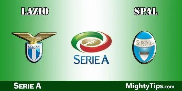 Lazio vs Spal Prediction, Preview and Bet