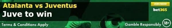 Atalanta vs Juventus Prediction and Bet