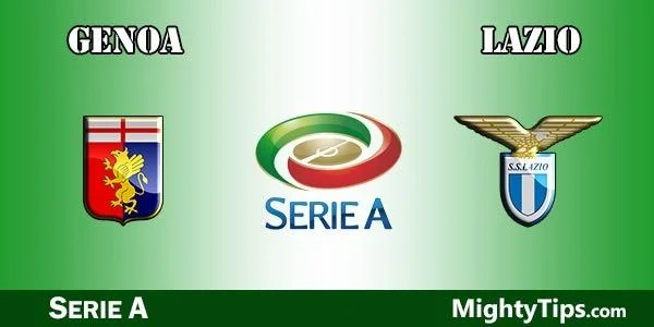 Genoa vs Lazio Prediction, Preview and Bet