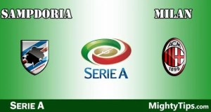 Sampdoria vs Milan Prediction, Preview and Bet