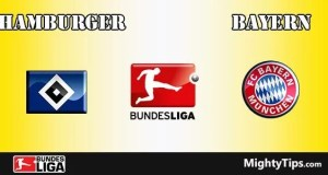 Hamburger vs Bayern Prediction, Preview and Bet
