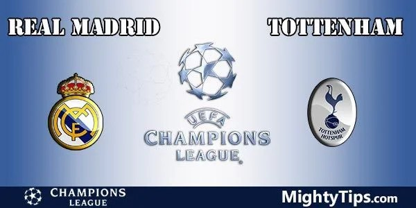 Real Madrid vs Tottenham Prediction and Preview