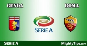 Genoa vs Roma Prediction, Preview and Bet