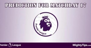Premier League Prediction and Preview Matchday 17