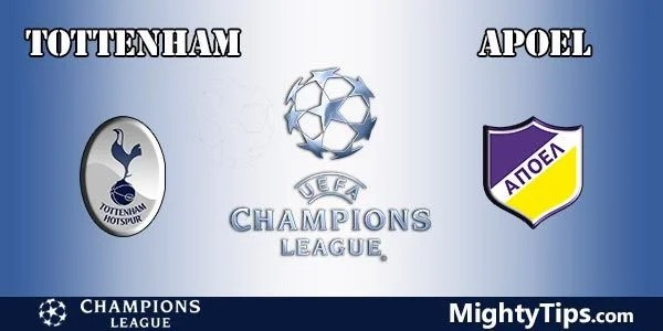 Tottenham vs APOEL Prediction, Preview and Bet