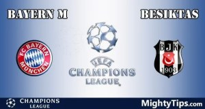 Bayern vs Besiktas Prediction and Betting Tips