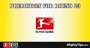 Bundesliga Predictions and Betting Tips Round 23