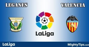 Leganes vs Valencia Prediction, Betting Tips and Preview