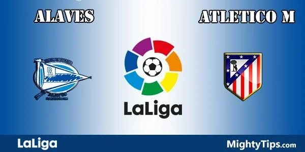 Alaves vs Atletico Madrid Prediction and Betting Tips