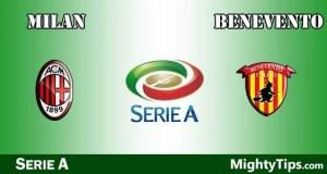 Milan vs Benevento Prediction