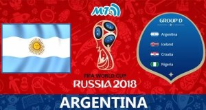 Argentina World Cup 2018