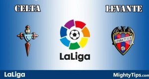 Celta vs Levante Prediction and Betting Tips