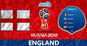 England World Cup 2018