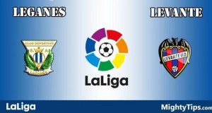 Leganes vs Levante Prediction and Betting Tips