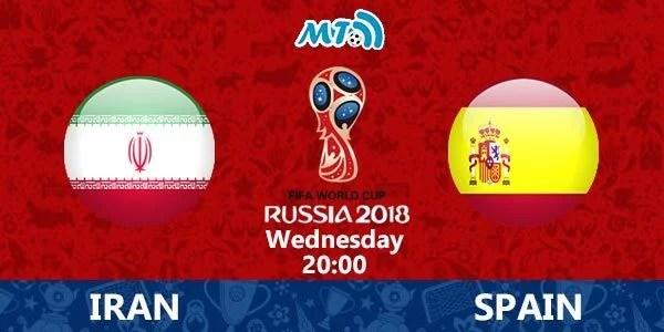 Iran vs Spain Prediction and Betting Tips