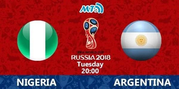 Nigeria vs Argentina Prediction and Betting Tips