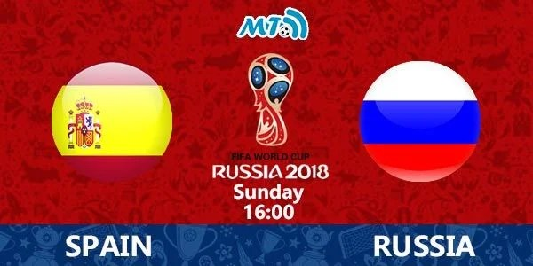 Spain vs Russia Prediction and Betting Tips