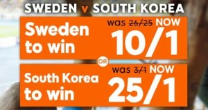Sweden vs South Korea Prediction and Bet