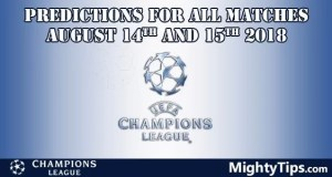 Champions League Prediction and Betting Tips Qualification - Mighty