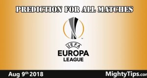 Europa League Prediction - Third Qualifying Round First Leg - Mighty
